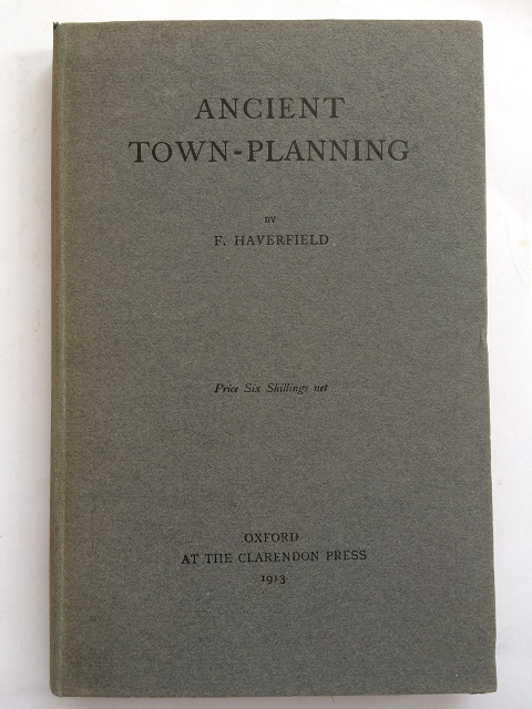 ANCIENT TOWN-PLANNING :, Haverfield, F. ;