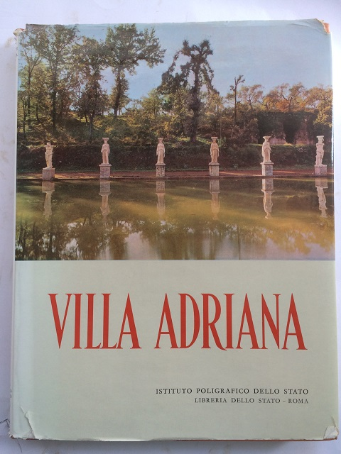 Villa Adriana :, Aurigemma, Salvatore ;