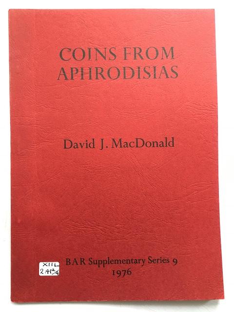 Coins from Aphrodisias :, MacDonald, David J. ;