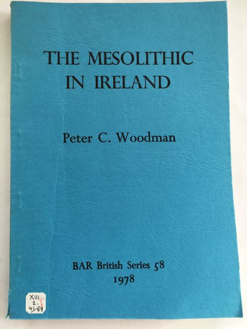 The Mesolithic in Ireland :Hunter-Gatherers in an Insular Environment, Woodman, Peter C. ;
