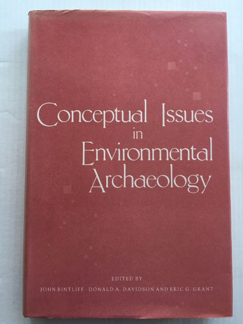 Conceptual Issues in Environmental Archaeology :, Bintliff, John L. ;(et al eds)