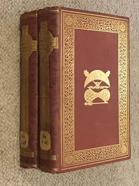 Prehistoric annals of Scotland Volume I and II :, Wilson, Daniel ;