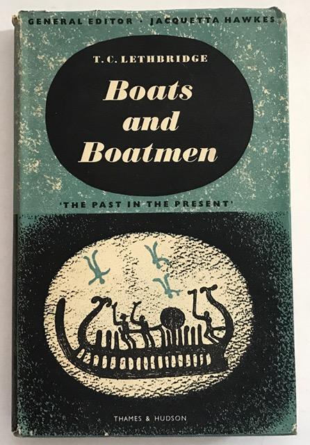 Boats and Boatmen :, Lethbridge T C ;