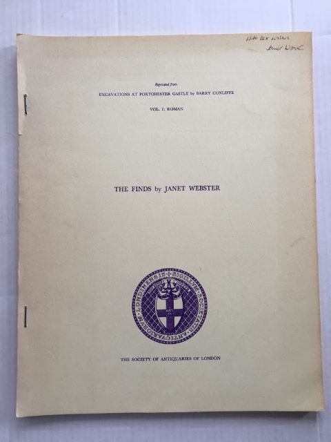The Finds :, Webster, Janet ;