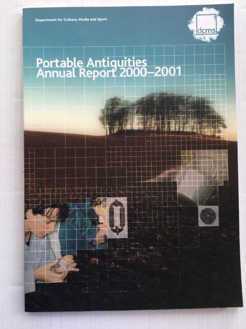 Portable Antiquities Annual Report 2000-2001 :, British Museum ;