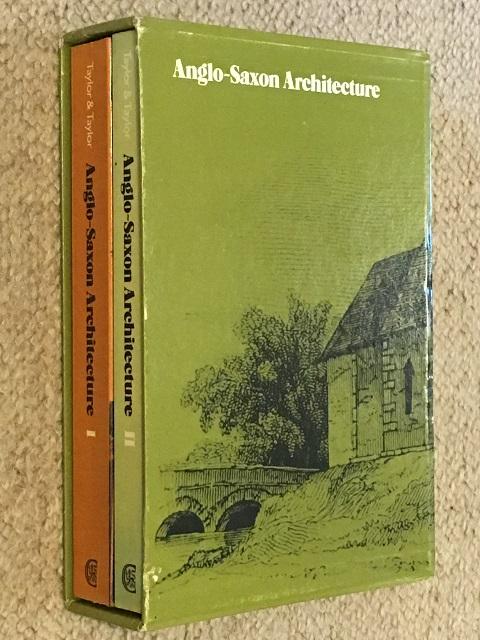 Anglo-Saxon Architecture, Vol. 1 & 2 :