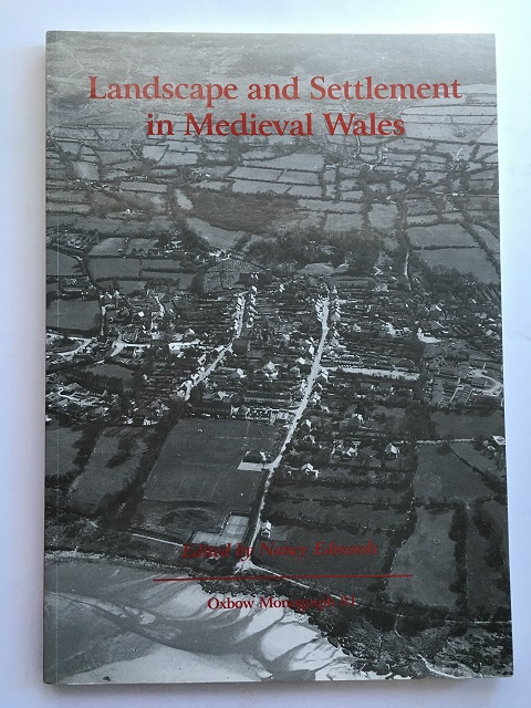 Landscape and Settlement in Medieval Wales :Oxbow Monograph 81, Edwards, Nancy ;(ed)