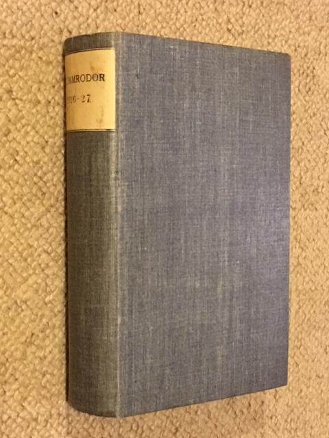 Y Cymmrodor, The Magazine of the Honourable Society of Cymmrodorion: Volume XXXVII & XXXVIII :, Wheeler, R. E. M. ;(et al)