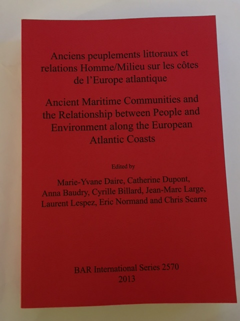 Ancient Maritime Communities and the Relationship between People and Environment along the European Atlantic Coasts :, Daire, Marie-Yvane ;(et al eds)