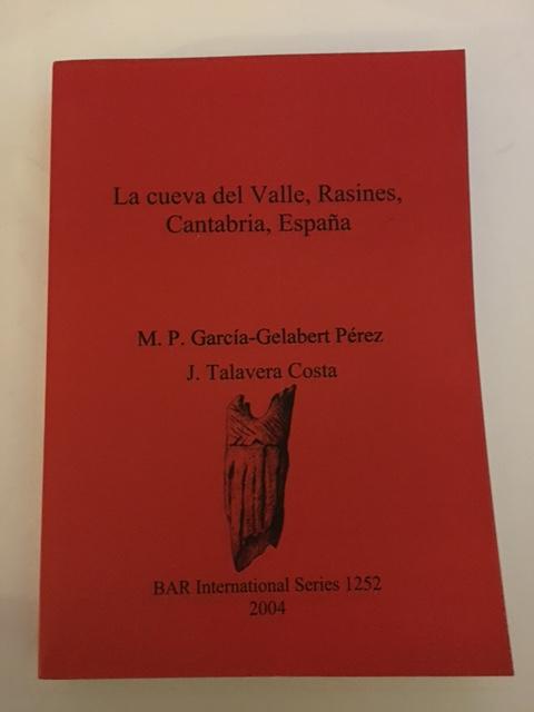 La cueva del Valle, Rasines, Cantabria, Espana :, Garcia-Gelabert Perez, M. P. ;Costa, J. Talavera