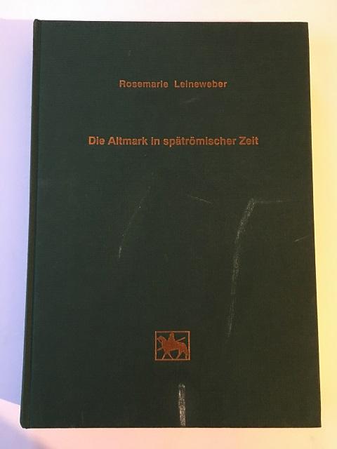 Die Altmark in spatromischer Zeit :, Herrmann, Volker ;