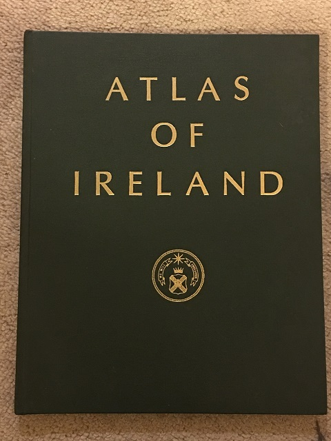 Atlas of Ireland :Prepared under the direction of The Irish National Committee for Geography, Houghton, Joseph ;