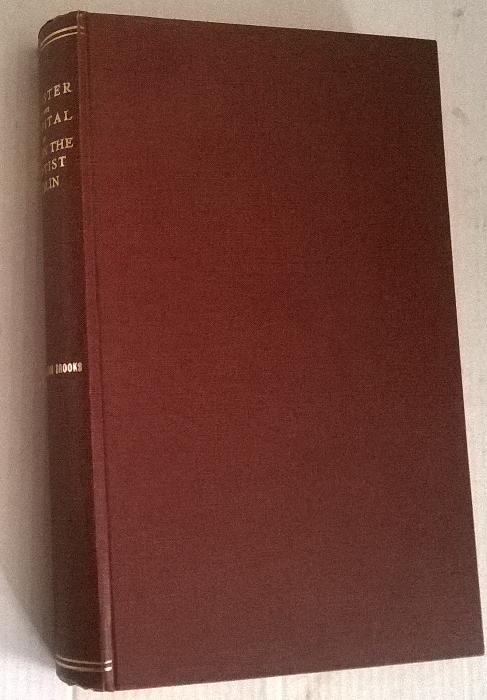 Register of the Hospital of John the Baptist Dublin :, Brooks, Eric St John ;(ed)