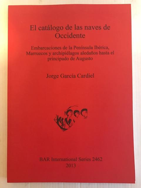 El catalogo de las naves Occidente :, Jorge Garcia Cardiel ;