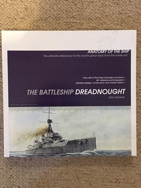 The Battleship Dreadnought :, Roberts, John ;