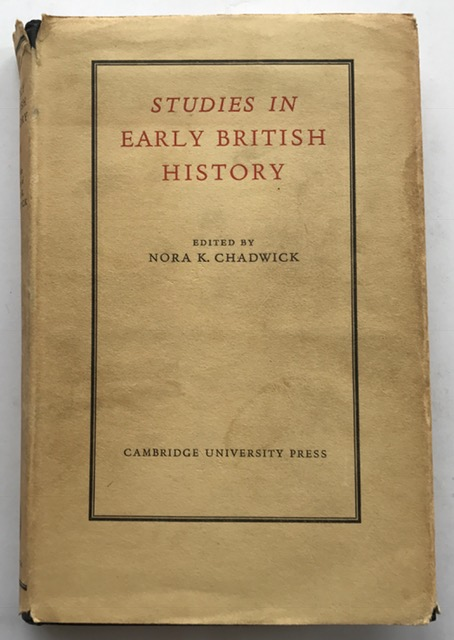 Studies in Early British History :, Chadwick, H. M. ;(et al)