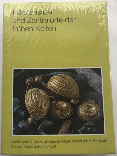Fürstensitze und zentralorte der frühen Kelten :, Krausse, L Dirk ;