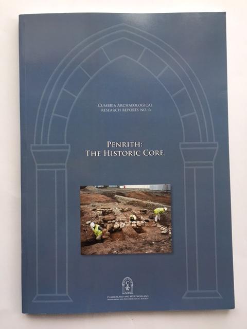 Penrith :The Historic Core, Zant, John ;