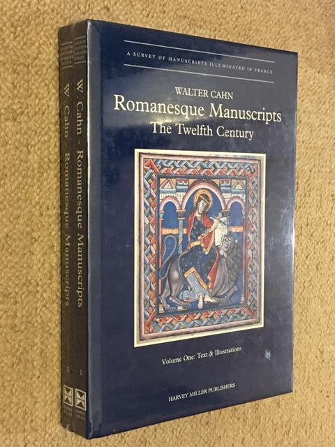 Romanesque Manuscripts :The Twelfth Century, Cahn, Walter ;