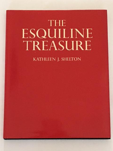THE ESQUILINE TREASURE :, Shelton, Kathleen J. ;