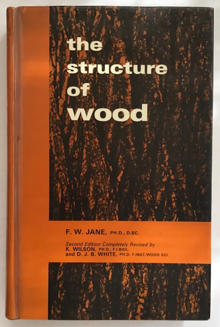 Structure of Wood :, Jane, F.W. ;