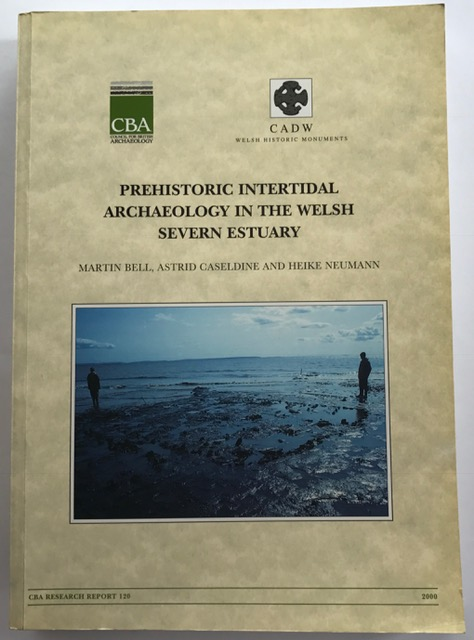 Prehistoric Intertidal Archaeology in the Welsh Severn Estuary (CBA Research Reports) :, Bell, Martin ;et al