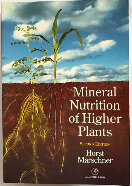 Mineral Nutrition of Higher Plants :, Marschner, Horst ;