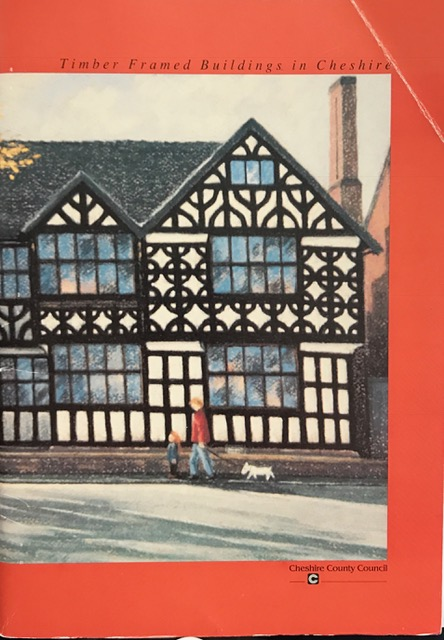 Timber Framed Buildings in Cheshire :, McKenna, Laurie ;