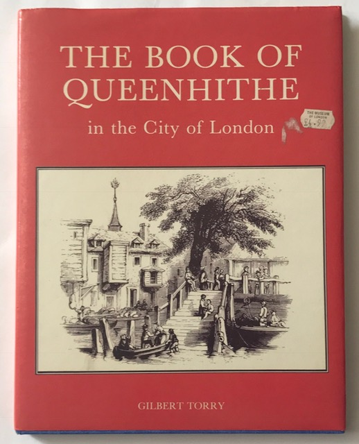 Book of Queenhithe :in the city of London, Torry, Gilbert ;