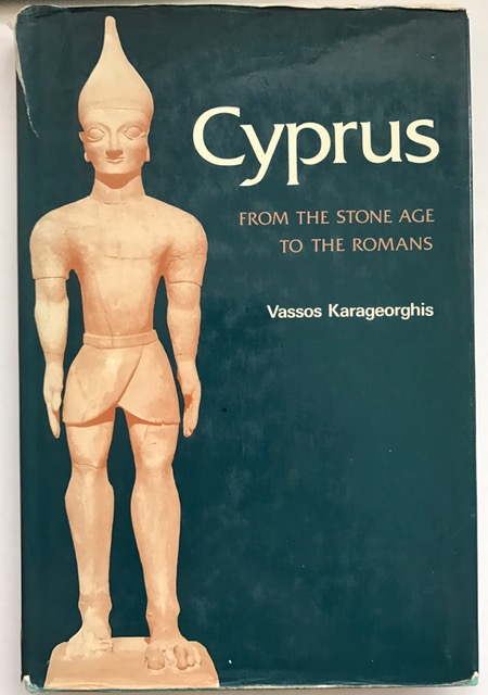 Cyprus, From the Stone Age to the Romans :, Karageorghis, Vassos ;