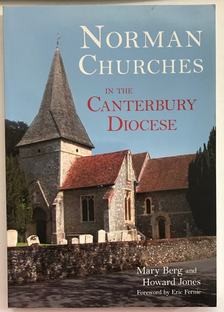 Norman Churches :In The Canterbury Diocese, Berg, Mary ;