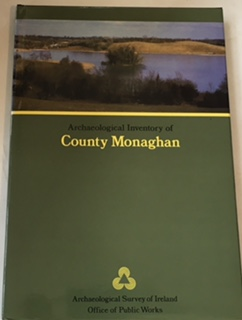 Archaeological Inventory of County Monaghan :, Brindley, Anna L ;
