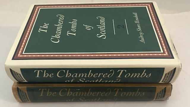 The Chambered Tombs of Scotland, Vol 1 & 2 :, Henshall A S ;