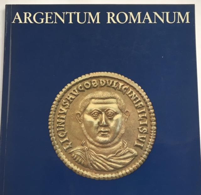 Argentum Romanum :Ein Schatzfund von spätrömischem Prunkgeschirr, Overbeck, Bernhard ;